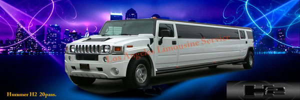 Los Angeles hummer limo