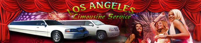 Los Angeles limo service, Los Angeles party bus
